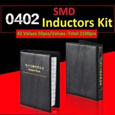 0402 Smdsmt Laminated Inductor Sample Book Assortment Kit 42 Values Each 50pcs