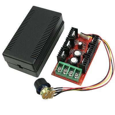 2000W 40A 9V 24V 48V MAX 10-50V DC Moto Speed Control PWM HHO RC Controller