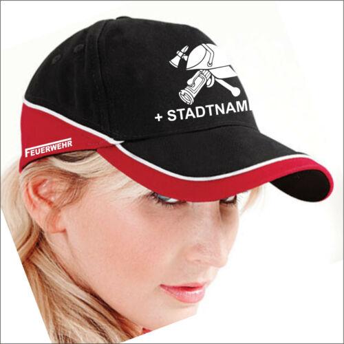 Bomberos Cap sombrero basecape casco gorra clubes equipamiento ropa motivo logo 4