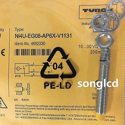 1 PC NEW TURCK Ni4U-EG08-AP6X-V1131