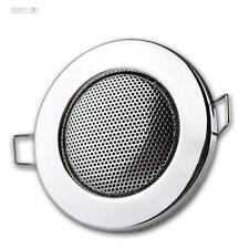 Mini-Einbaulautsprecher, wie Einbaustrahler Chrom, Einbau: 60mm, Lautsprecher