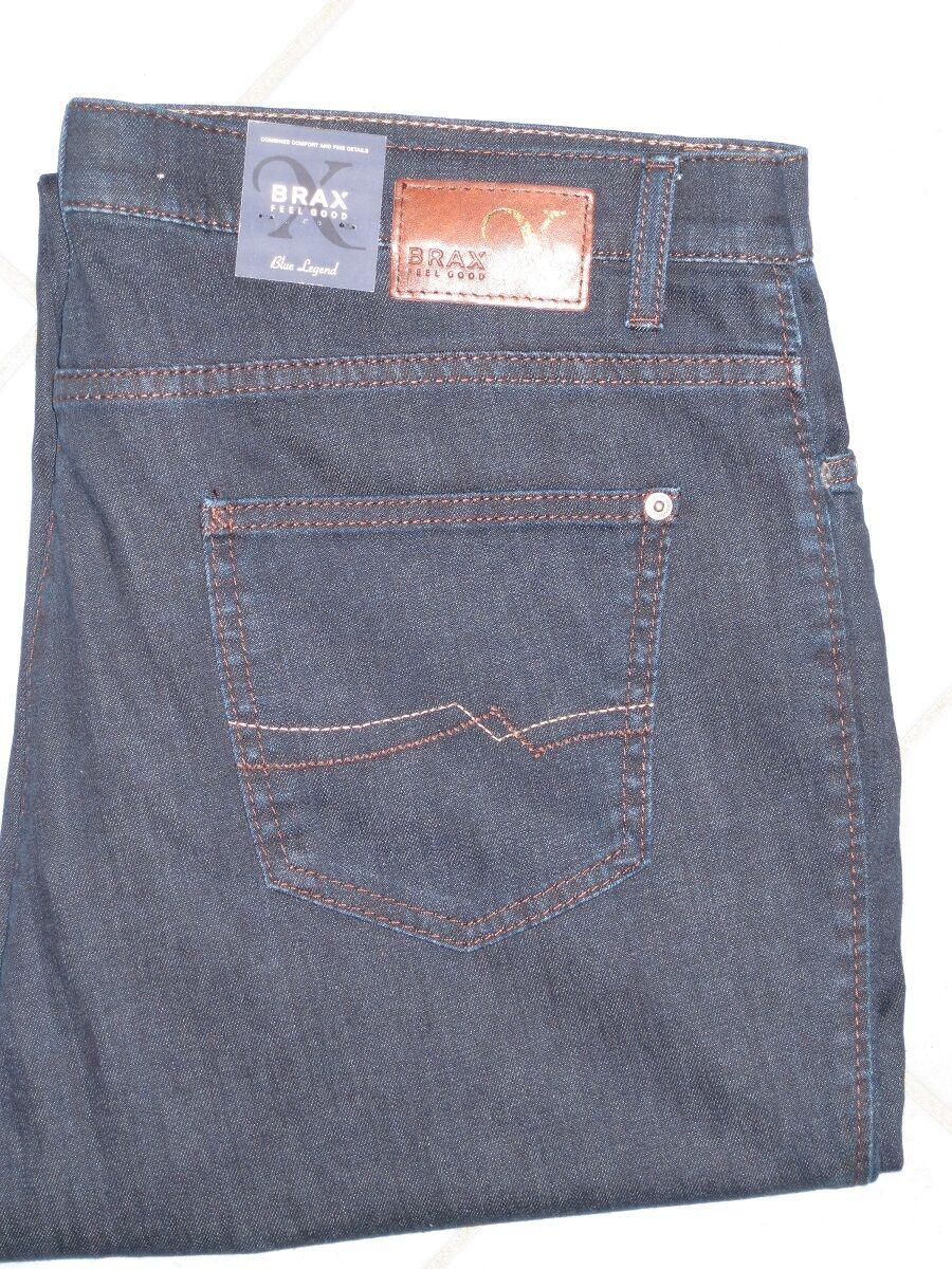 BRAX Jeans Stretchjeans Mary Sport Sommer Denim jeansblau NEU