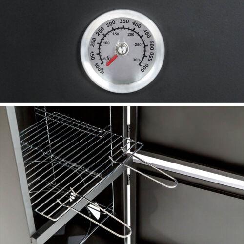 Thermometer n Räucherofen Räucherschrank Räuchertonne Räucher Grill Ofen Smoker