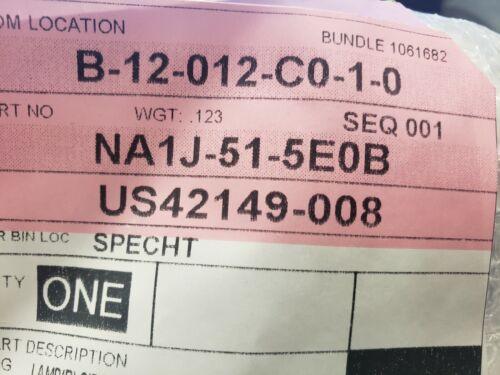 New Genuine OEM 2016-2019 Mazda MX-5 Miata Front R Side Marker NA1J-51-5E0B