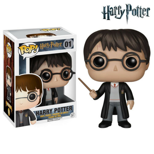 Funko POP Collectible Model Stylized Doll Figure Toys Harry Potter Movies Kids