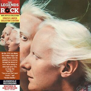 Together - Edgar / Winter,Johnny Winter (2014, CD NEUF)