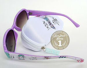 Mary-Kay-Gift-SUNGLASSES-GOOD-MORNING-DOLL-FACE-Series-Case-LIMITED-EDITION