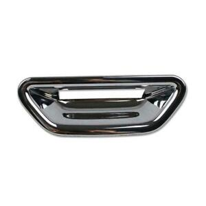 Chrome Rear Trunk Door Bowl Handle Cover Trim for 2014-2018 Nissan Rogue X-Trail