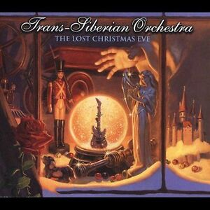 The Lost Christmas Eve by Trans-Siberian Orchestra (CD, Oct-2004, Lava Records (