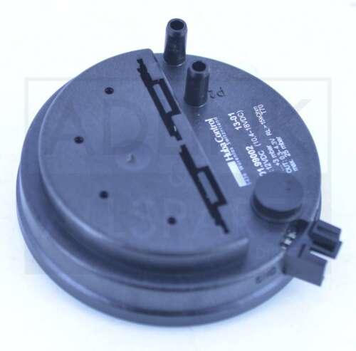 Vokera Syntesi 25 25E 29 29E /& 35 Chaudière Pression d/'air différentiel Commutateur 2677