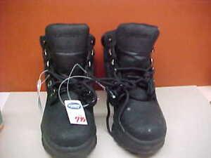 Toed Scarpe Steel Wolverine 5w Sz uomo Boot Black 7 P114qtxrw