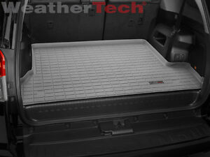 Image Is Loading Weathertech Cargo Liner For Toyota 4runner With 3rd