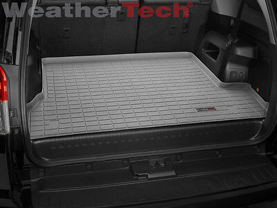 Weathertech Cargo Liner For Toyota 4runner With 3rd Row Seats 2010 2019 Grey Ebay