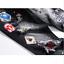NEU Dsquared2 DSQ2 Slim Fit Herren Washed Denim D2 Patch Badge JEANS 2/% Elastic
