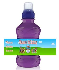 6-x-Personalised-Bottle-Label-Wrapper-Paw-Patrol