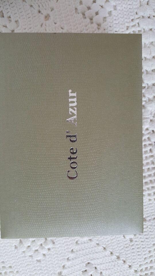 Smykkesæt, andet materiale, COTE D AZUR