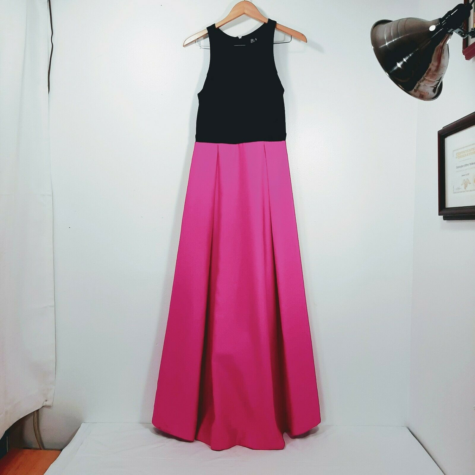 Betsy and Adam formal dress, size 8