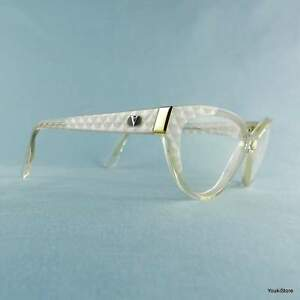 VALENTINO-occhiali-da-vista-V163-568-Vintage-039-90-eyeglasses-NEW-Made-in-Italy