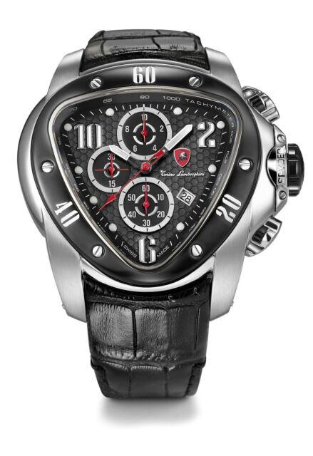 Tonino Lamborghini Spyder 1500 1503 Chronograph Jumbo Mens Watch For