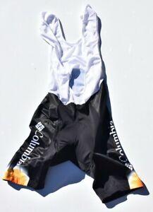 COLUMBIA-CAVENDISH-ORIGINAL-NALINI-MOA-PRO-RACE-CYCLING-BIB-SHORT-CULOTTE-SZ-3