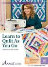 Learn to Quilt as You Go Class DVD: With Instructor Nancy McNally by Nancy McNally (DVD video, 2015)