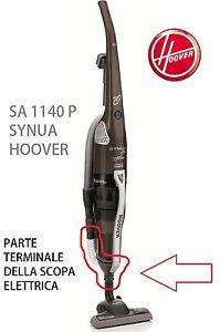 Ricambi Scopa Elettrica Hoover Synua.Dettagli Su Innesto Aspirapolvere Hoover Synua Sy71 Originale Collo Di Innesto Spazzola