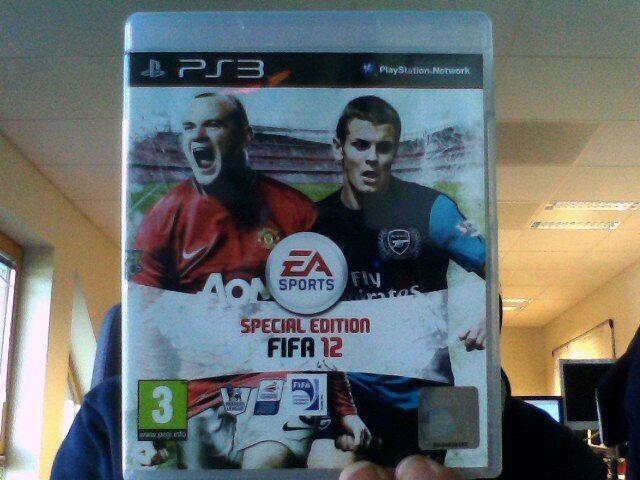 FIFA 12 - Special Edition (, 2011) complet bon etat