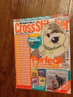 cross stitcher magazine 132