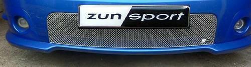 ZUNSPORT SILVER FULL LOWER GRILLE for SUBARU IMPREZA HAWKEYE ZSU32406