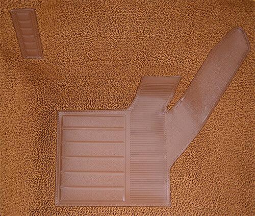 1971-1975 Corvette C3 Carpet Replacement Loop Front |4spd Front w//Pad