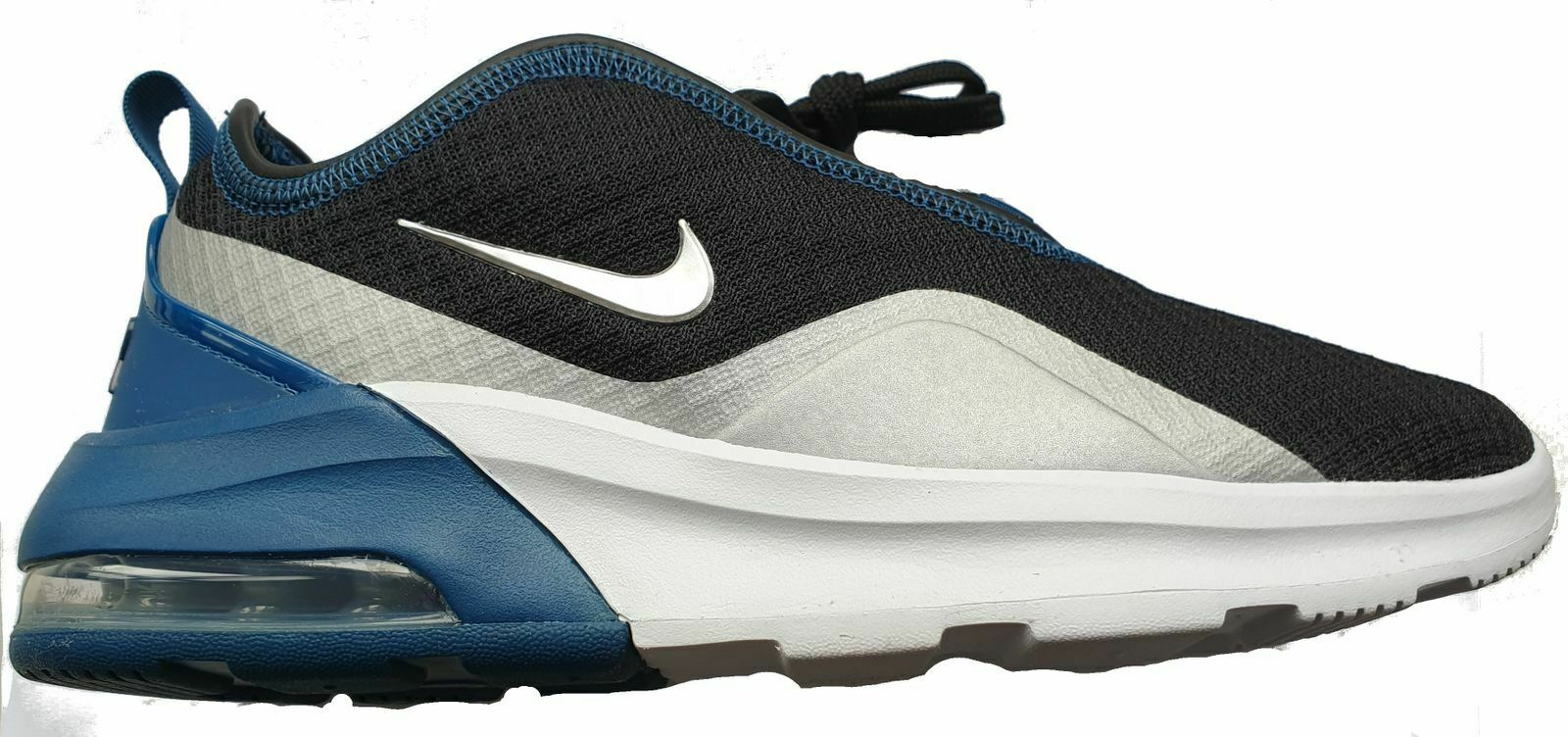 Nike Damen-Fitness-Sport-Freizet-Schuhe Top WMNS AIR MAX MOTION 2 schwarz blau