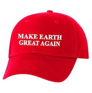 Make-Earth-Great-Again-Hat-Cap-Bill-Maher-Real-Time-Paris-Climate-Agreement