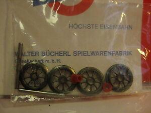 LILIPUT-301721-Lot-de-roues-a-rayons-11-3-mm-H0-Locomotive-a-vapeur