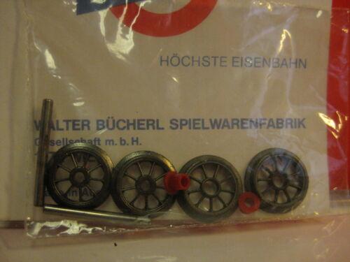 LILIPUT # 301721 Speichenradsatz 11,3 mm H0 Dampflok