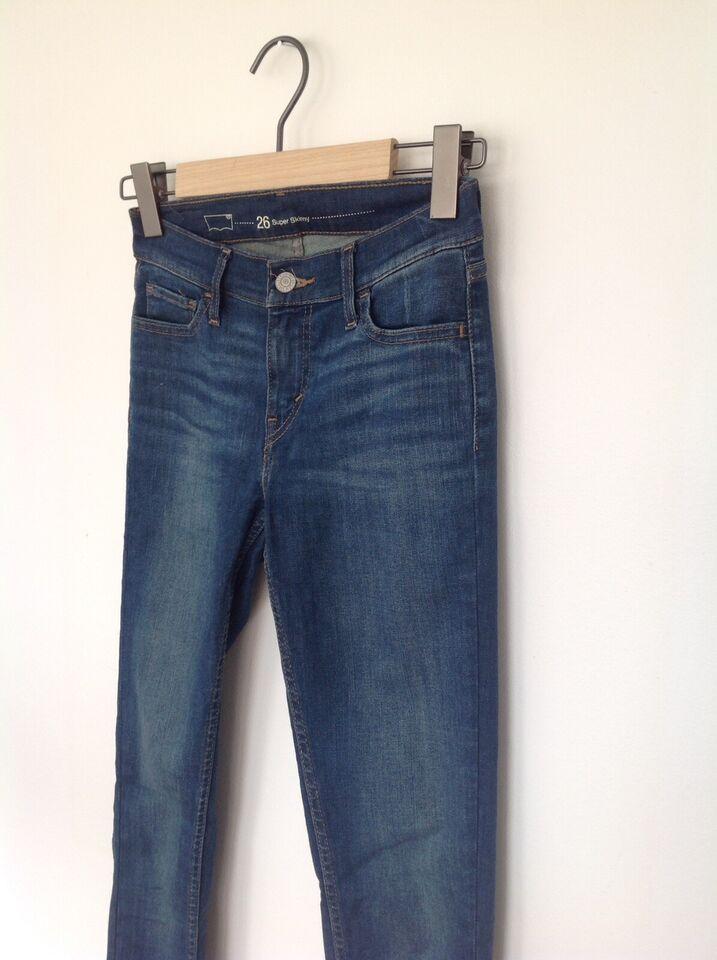 Jeans, Levis, str. 26