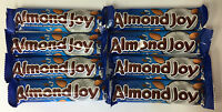 Almond Joy 8ct Candy Bar Set- Chocolate Coconut & Almond- Free Shipping