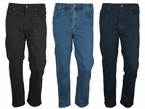 Herren-Jeans-Stretchjenas-Jeans-Hose-Denim-von-SOUNON