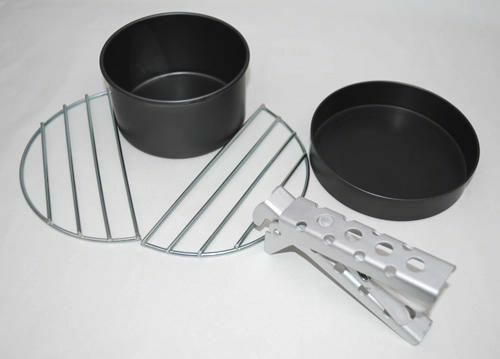 Ghillie Kettle - Cook Kit Hard Anodised (all model sizes available)