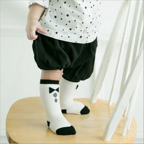 Baby Kid Infant Boy Wedding Party Leg Warmer Calf high Fun Socks Tights 0-1yr