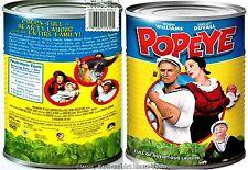 Popeye ~ New DVD ~ Robin Williams, Shelley Duvall, Ray Walston (1980)