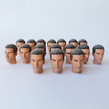 17 Pcs 1/6 Scale Young Robert De Niro Unused New Faulty Damaged Head Sculpts