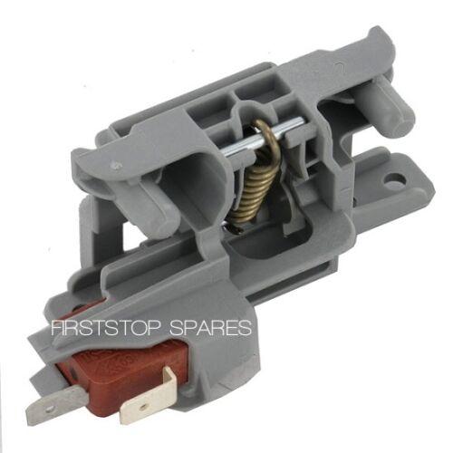 Véritable Indesit Lave-vaisselle door lock IDL530UK IDL530UK.3 idl535suk.2 idl535suk.3
