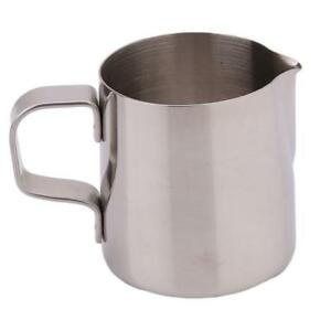 Image Is Loading Coffee Jug Milk Frothing Latte Pitcher Barista Cream