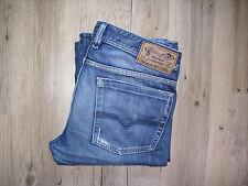 RARITÄT DIESEL ZATHAN (008KK) Flare Bootcut Jeans W31 L33 (VON L36 GEKÜRZT!)