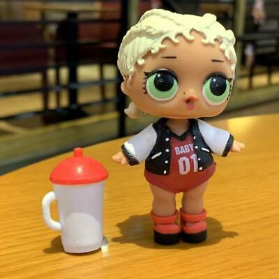 LOL Surprise Big Sisters GLITTER MC SWAG MCSWAG Tots BASKETBALL TOY Doll RARE