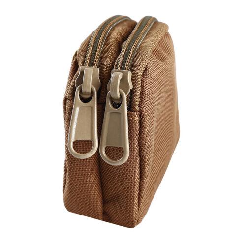Tactical Pouch Belt Waist Pack Bag Military Waist Fanny Pack Pocket Bag J