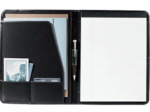 Leeds Executive Millennium Leather Writing Pad - New