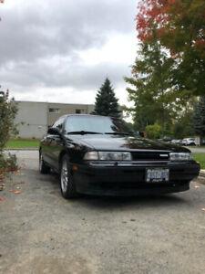 Mazda mx-6 GT