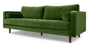Made-com-Scott-3-Seater-Sofa-Grass-Cotton-Velvet-In-Stock