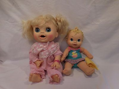 Baby Alive Doll Pink Bracelet Hasbro Real Surprise Baby